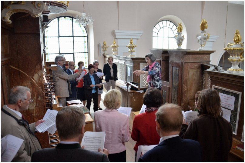 "Chor-Hochzeit"" Samstag, 11. Mai 2013 | Pfarre St. Josef Reinlgasse"