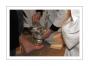 Gründonnerstag: Fußwaschung